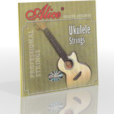 Alice Ukulele Strings - Black