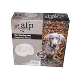 All For Paws Slow Feeder Bowl - Large