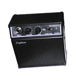 Daphon Battery Powered 3W Mini Guitar Amplifier Mk II