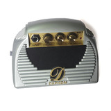 Daphon Battery Powered 3W Mini Guitar Amplifier Mk III