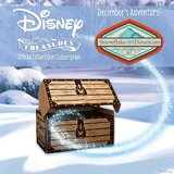 Funko Disney Treasures Subscription Box - December 2017 Snowflake Mountain - New - Expected December 2017