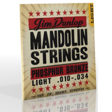 Dunlop 8 String Premium Set For Mandolin