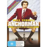 Anchorman: The Legend of Ron Burgundy Region 4 NEW SEALED