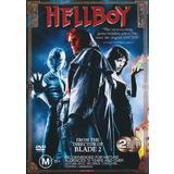 Hellboy (2 Disc Edition DVD, 2005) AS NEW Condition