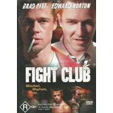 Fight Club (DVD, 2004) AS NEW Condition Brad Pitt