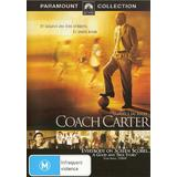 Coach Carter (DVD, 2005, R4 Australia) As New Condition