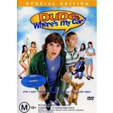 Dude Where's My Car (DVD, 2001, R4 Australia) As New Condition