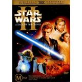 Star Wars 2: Attack Of The Clones (DVD, 2002)