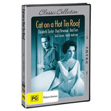 Cat on a Hot Tin Roof (DVD, 1997)