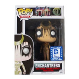FUNKO POP! Enchantress Suicide Squad #110 EXCLUSIVE Mint Condition