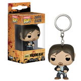FUNKO POCKET POP! Keyring Daryl Dixon The Walking Dead EXCLUSIVE NMIB