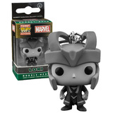 FUNKO POCKET POP! Keyring Loki (Black & White Variant) Marvel New Mint