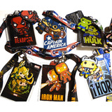 Funko POP! Premium Marvel Lanyards - Various Character Designs