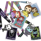 Funko Premium Lanyards - Disney - Various Character Designs - New, Mint Condition