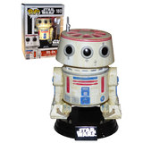 Funko POP! Star Wars Smugglers Bounty Exclusive #180 R5-D4 - New, Mint Condition