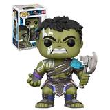 Funko POP! Marvel Thor 3 Ragnarok #249 - Hulk With Axe - New, Mint - Expected August 2017
