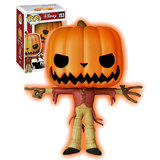 Funko POP! Disney The Nightmare Before Christmas #153 Pumpkin King (Glow) - New, Mint Condition