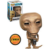 Funko POP! CHASE Valerian And The City Of A 1000 Planets #439 Doghan Daguis (Black Bag) - New, Mint