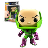 Funko POP! Heroes DC Super Heroes #219 Lex Luthor - Exclusive DC Legion Of Collectors - New, Mint Condition