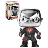 Funko Pop! Animation GI Joe #268 Destro (Chrome) - Funko 2017 New York Comic Con (NYCC) Limited Edition - New, Mint