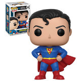 Funko Pop! Heroes DC Super Heroes #215 Superman #1 - Funko 2017 New York Comic Con (NYCC) Limited Edition - New, Mint