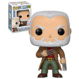 Funko Pop! Marvel X-Men #235 Old Man Logan - Funko 2017 New York Comic Con (NYCC) Limited Edition - New, Mint