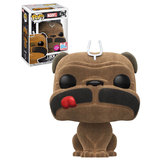 Funko Pop! Marvel Inhumans #257 Lockjaw (Flocked) - Funko 2017 New York Comic Con (NYCC) Limited Edition - New, Mint