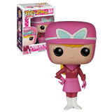 Funko POP! Animation Hanna-Barbera Penelope Pitstop #64 Penelope Pitstop - VAULTED - New, Mint Condition