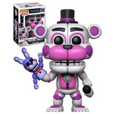 Funko POP! Games - Five Nights At Freddy's Sister Location #525 Funtime Freddy - New, Mint Condition