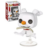 Funko POP! Disney The Nightmare Before Christmas #336 Zero With Bone - New, Mint Condition