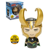 FUNKO Dorbz Marvel Thor: Ragnarok #369 Loki (Helmeted) - Limited Import Hot Topic - New, Mint