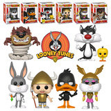 Funko POP! Animation Looney Tunes Bundle (6 POPs) - New, Mint Condition - Expected December 2017