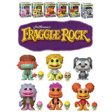 Funko POP! Television Fraggle Rock Bundle (6 POPs) - New, Mint Condition - Expected December 2017