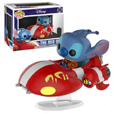 Funko POP! Rides Disney Lilo And Stitch #35 The Red One - New, Mint Condition