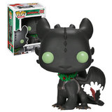 Funko POP! Movies DreamWorks Dragons #232 Holiday Toothless (Christmas) - New, Mint Condition