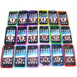 Silicone Cover Case for Apple iPhone 4