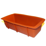 Cake Pan - Classic Loaf - 22cm x 10cm - Silicone