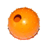 Super Tough Rubber Ball Dog Toy