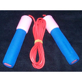 Jump/Skipping Rope 2.5m Adjustable - Rubber