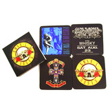 Guns 'N' Roses Collectible Coasters Set of Four New And In Package