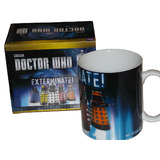 BBC Doctor Who Dalek Exterminate! Mug New In Package