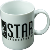 The Flash Star Labs Replica Coffee Mug New In Package Licensed