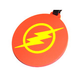 The Flash Collectible Luggage Bag Tag High Quality - New Mint Condition