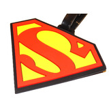 Superman Collectible Luggage Bag Tag High Quality - New Mint Condition