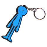 Adult Swim Rick And Morty Mr Meeseeks Keychain - New, Mint Condition