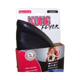 Kong Flyer Extreme Rubber Toy - Large Black