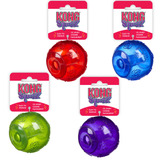 Kong Squeezz Ball Squeak Toy for Dogs - Three Sizes