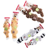 KONG Scrunch Knots For Dogs in Two Sizes and Various Designs