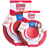 Kong Classic Flyer Tough Rubber Toy - Large or Small
