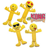 KONG Bendeez Emojis For Dogs in Two Sizes and Four Designs